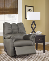 Ashley Furniture Rocker Recliner, Cobblestone