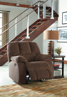 Ashley Furniture Rocker Recliner, Cocoa