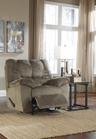Ashley Furniture Rocker Recliner, Dune