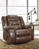 Ashley Furniture Rocker Recliner, Espresso