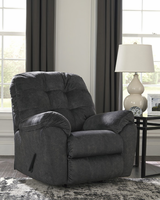 Ashley Furniture Rocker Recliner, Granite
