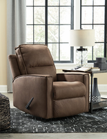 Ashley Furniture Rocker Recliner, Harness