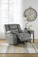 Ashley Furniture Rocker Recliner, Iron