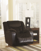 Ashley Furniture Rocker Recliner, Java