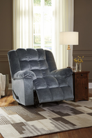 Ashley Furniture Rocker Recliner, Marine