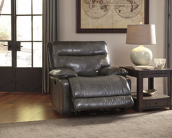 Ashley Furniture Rocker Recliner, Metal