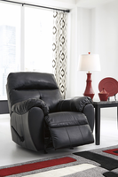 Ashley Furniture Rocker Recliner, Midnight