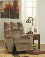 Ashley Furniture Rocker Recliner, Mocha