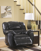 Ashley Furniture Rocker Recliner, Onyx