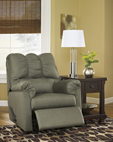 Ashley Furniture Rocker Recliner, Sage