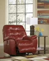 Ashley Furniture Rocker Recliner, Salsa