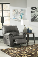 Ashley Furniture Rocker Recliner, Slate