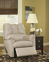 Ashley Furniture Rocker Recliner, Stone