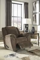 Ashley Furniture Rocker Recliner, Umber