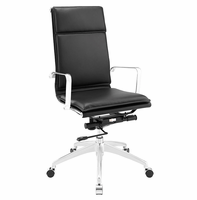 Sage Highback Office Chair, Black [FREE SHIPPING]