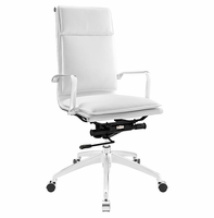Sage Highback Office Chair, White [FREE SHIPPING]