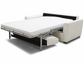 Sleeper Sofa With Memory Foam Mattress