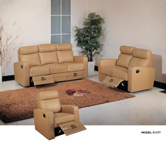 Slope Leather Reclining Collection