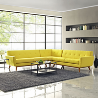 Modway Furniture Sofa Sectionals