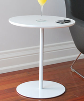Soho Concept - Ares�White Lacquer End�Table