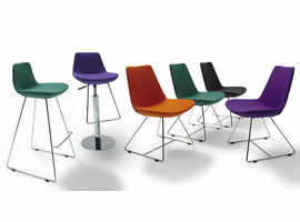 Soho Concept - Eiffel Stools Collection