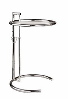 Soho Concept - Eileen Gray Clear Glass End Table