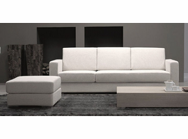 Soho Concept - Paria Sectional Sofa with Ottoman