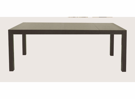 Soho Concept - Quartz Wenge Oak Extendable Table