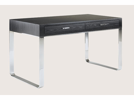 Soho Concept - York Chrome Plated Solid Steel Desk