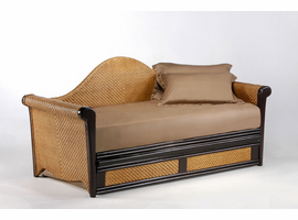 Spice Chocolate Rosebud Daybed