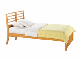 Spice Natural Jasmine Twin Bed