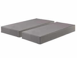 Ashley Furniture Split Queen Foundation (2RQD), Gray