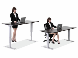 Stand Up Desks by Office Source & COE Furniture