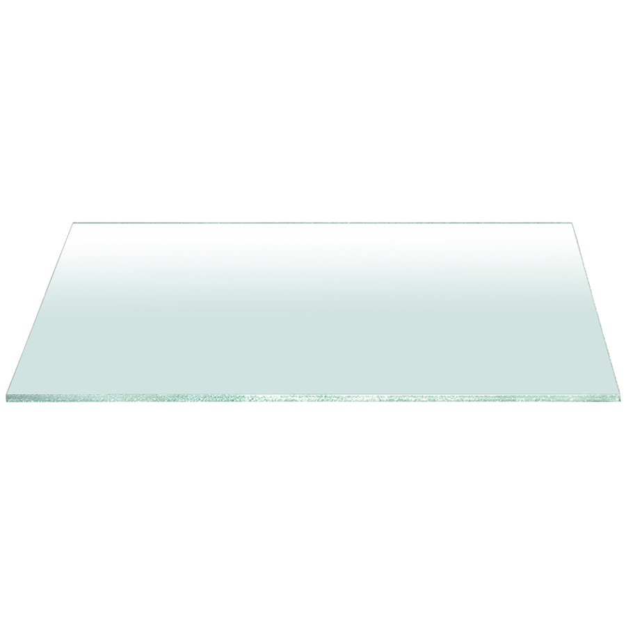 Star Furniture Clear 75 Quot X 42 Quot Rectangle Dining Table Top