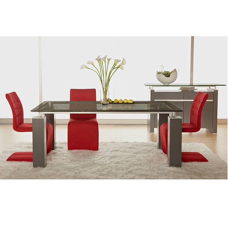 Star International Furniture E ST006DT Ritz Tiffany Rect. Dining Table Base