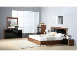 Stark Contemporary Bedroom Collection