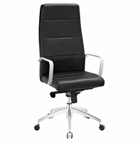 Stride Highback Office Chair, Black [FREE SHIPPING]