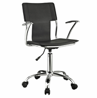 Studio Office Chair, Black [FREE SHIPPING]