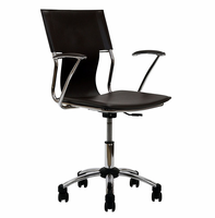 Studio Office Chair, Brown [FREE SHIPPING]