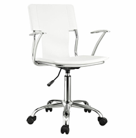 Studio Office Chair, White [FREE SHIPPING]