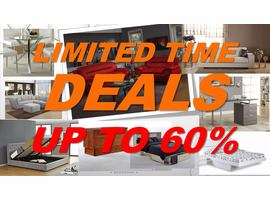 SUMMER SALE !! LIMITED TIME DEALS UP TO 60%
