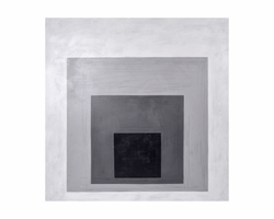 """Sunpan Albers Inspired - 48"""" X 48""""- Gallery Wrapped"""