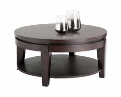Sunpan Asia Round Coffee Table