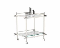 Sunpan Furniture Bar Carts & Cabinets
