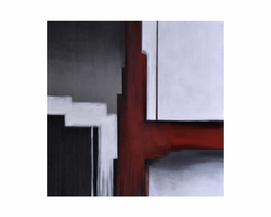 """Sunpan Marsala In May - 48"""" X 48"""" - Gallery Wrapped"""