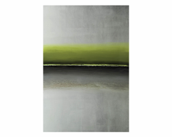 """Sunpan Silver Storm - 40"""" X 60"""" - Gallery Wrapped"""