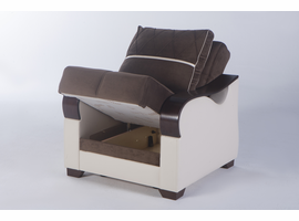 Istikbal Furniture Bennett Armchair (Best Brown)