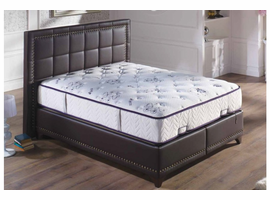 Istikbal Furniture Cloud Plush King Mattress Set