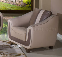 Istikbal Furniture Colombia Armchair (Plato Vizon)