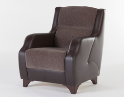 Istikbal Furniture Costa Armchair (Armoni Brown)